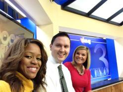 after my last show at KTVO