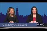 Feburary 2 Episode of Good DayDePaul
