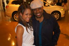Me with Chef Judson Allen from Food Network Star!