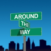 Around the Way App Logo Find Black Businesses Near You