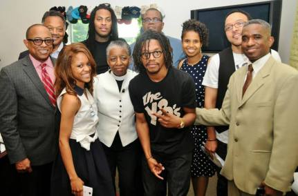 After being the social media voice for the I AM Art Panel discussion with Rev Jesse Jackson, Waka Flaka and Lupe Fisaco