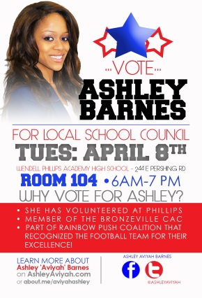 Ashley's Running for LSC