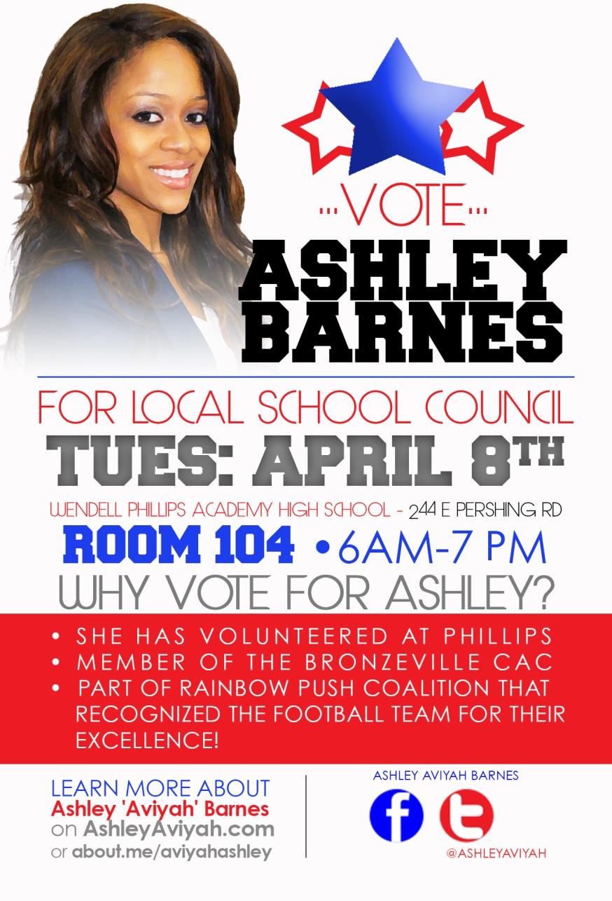 ashley vote card